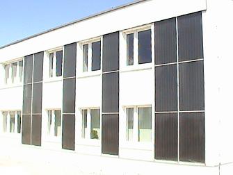 Firmengebäude BioLog Heppex