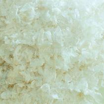 Chitosan Haufen weiß