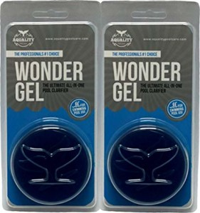 Swimmingpool-Pflege Wonder Gel